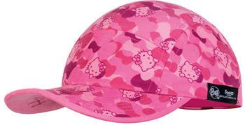 Buff Hello Kitty Cap Children camo pink