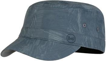 Buff Military Cap grey pewter
