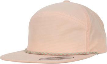 Flexfit Color Braid Jockey Cap peach