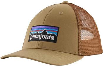 Patagonia P-6 LoPro Trucker Hat classic tan