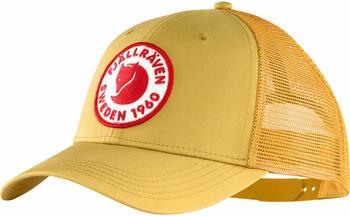 Fjällräven 1960 Logo Långtradarkeps ochre