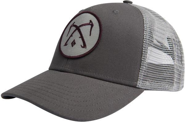 Black Diamond BD Trucker Hat slate/nickel