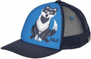 Jack Wolfskin Animal Mesh Cap Kids sky blue