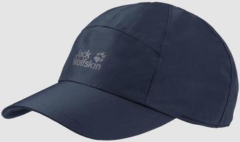 Jack Wolfskin Texapore Ecosphere Base Cap night blue