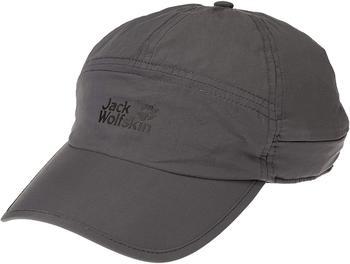 Jack Wolfskin Supplex Canyon Cap dark steel