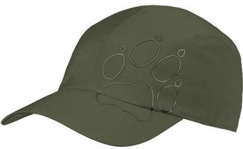 Jack Wolfskin Activate Fold-Away Cap woodland green