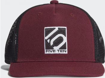 Adidas Five Ten H90 Trucker Cap maroon