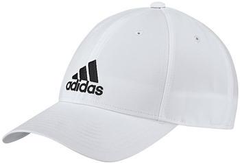 Adidas Training Classic Six-Panel Lightweight Cap white