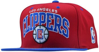 Mitchell & Ness Snapback Team Arch 2 Tone Los Angeles Clippers