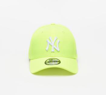 New Era 9Forty New York Yankees (12381) neon yellow