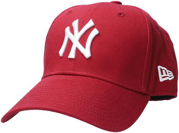 New Era 9Forty New York Yankees red