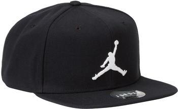 Nike Jordan Pro Jumpman Snapback black/black/white