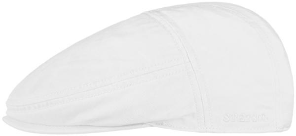 Stetson Paradise Cotton Flatcap white