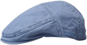 stetson-paradise-cotton-flatcap-light-blue