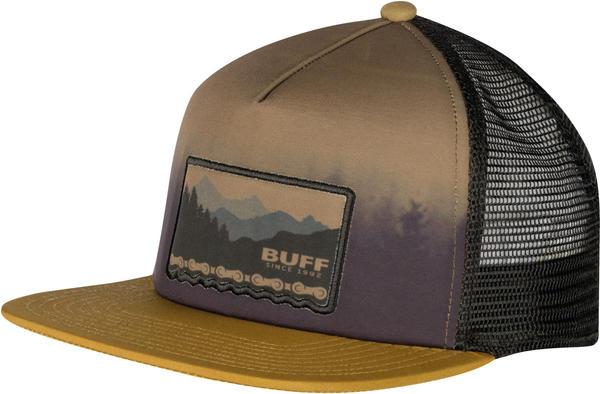 Buff Trucker Cap anwar brown