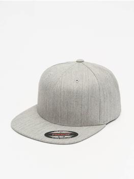 Flexfit Flexfitted Cap Flat Visor grey (UC6277FVHEA)