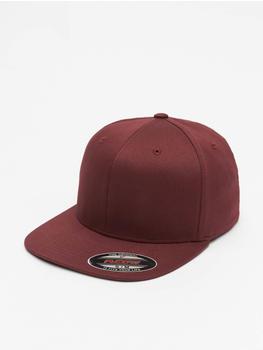 Flexfit Flexfitted Cap Flat Visor red (UC6277FVMAR)