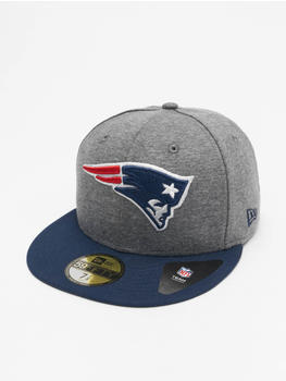 New Era Fitted Cap NFL New England Patriots Jersey Essential 59Fifty grey (12285428)