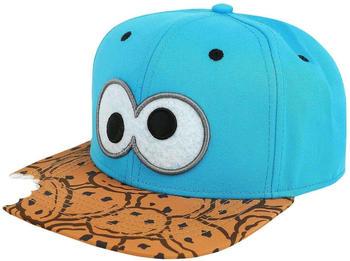 Sesame Street Cookie Monster Snapback Cap