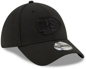 New Era 39Thirty Stretch Cap Kansas City Chiefs (NE70519368) black