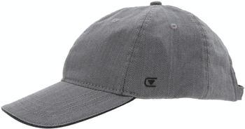 CASAMODA Baseballcap Unifarben (493126600) anthrazit