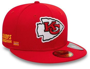 New Era Kansas City Chiefs (NE60075696) OnField red