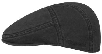 Stetson Paradise Cotton Flatcap black