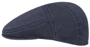 Stetson Paradise Cotton Flatcap navy