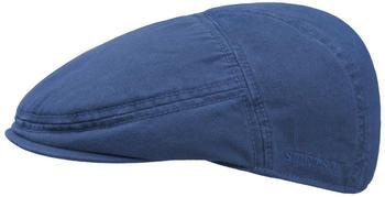Stetson Paradise Cotton Flatcap blue