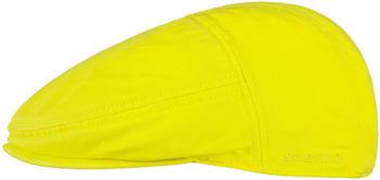 Stetson Paradise Cotton Flatcap neon yellow