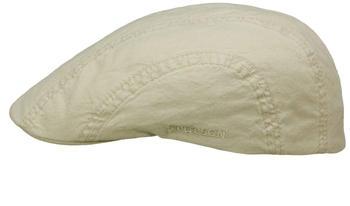 Stetson Madison Delave Flatcap beige