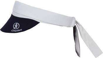 Chaskee Visor Snap Cap Microfiber light grey