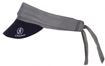 Chaskee Visor Snap Cap Microfiber dark grey