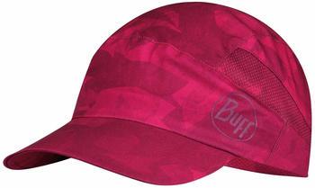 Buff Pack Trek Cap protea deep pink