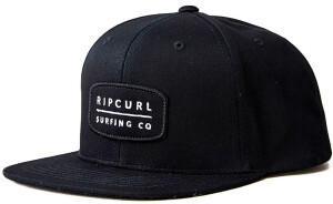 Rip Curl Driven Snapback Cap Cap Black