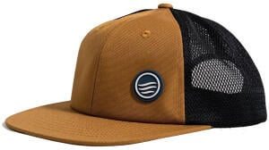 United by Blue United By Blue Signature Trucker Hat Cap Camel