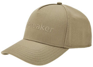 Icebreaker Logo Hat Cap Flint