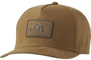 Outdoor Research Advocate Trucker Cap Printed saddle