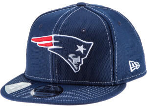 new era New Era 9Fifty New England Patriots Cap oceanside blue