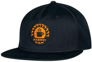 Mammut Sport Group Mammut Massone Cap black/dark cheddar
