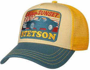 Stetson Sunset Trucker Cap yellow