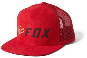 Foxracing Fox Apex Snapback Hat Cap Red/Black
