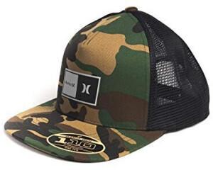 hurley Hurley Natural 2.0 Trucker Hat Cap CamoGreen