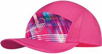 Buff Pack Run Cap b-magik pink