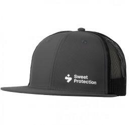 Sweet Protection Corporate Trucker Cap Cap StoneGray