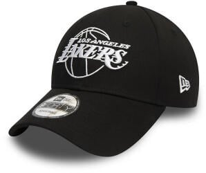 new era New Era 9FORTY Los Angeles Lakers Essential Outline black