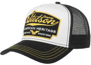Stetson American Heritage Trucker Cap black