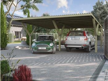 Weka Y-Carport Duo Variante 2