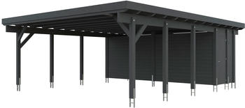 Kiehn-Holz Geräteraum 585x174 cm für KH 330/311
