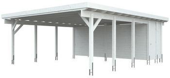 Kiehn-Holz Geräteraum 585x174 cm für KH 330/331